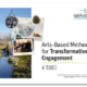 Arts-based methods for transformative engagement: A toolkit