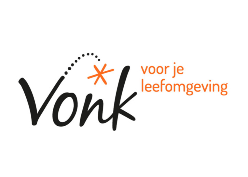 Vonk! voor je leefomleving logo