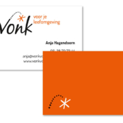 visitekaartje Vonk! voor je leefomgeving