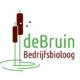 Logo voor bedrijfsbioloog