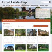 Webdesign In het Landschap volgpagina