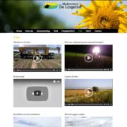 Lingehof website volgpagina