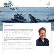 Webdesign som der delen volgpagina