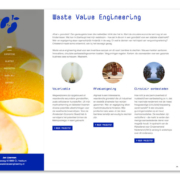 Waste Value Engineering Website